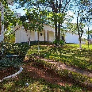 Espaço Ecumênico do Cemitério Parque Jardim do Ypê