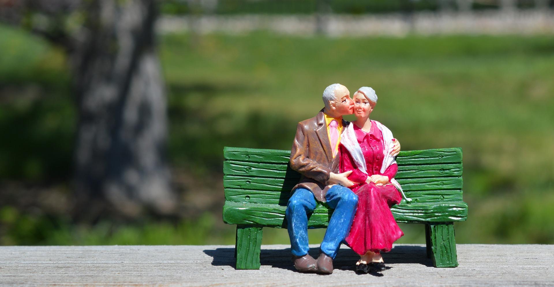 Os avós nunca morrem, apenas ficam invisíveis