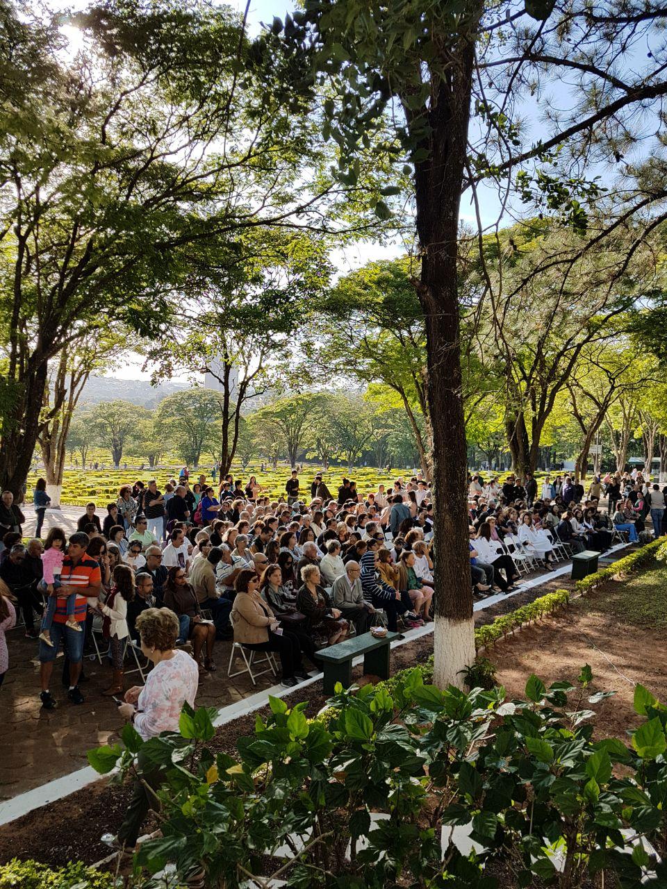 Jardim do Ypê homenageia quem já não está entre nós