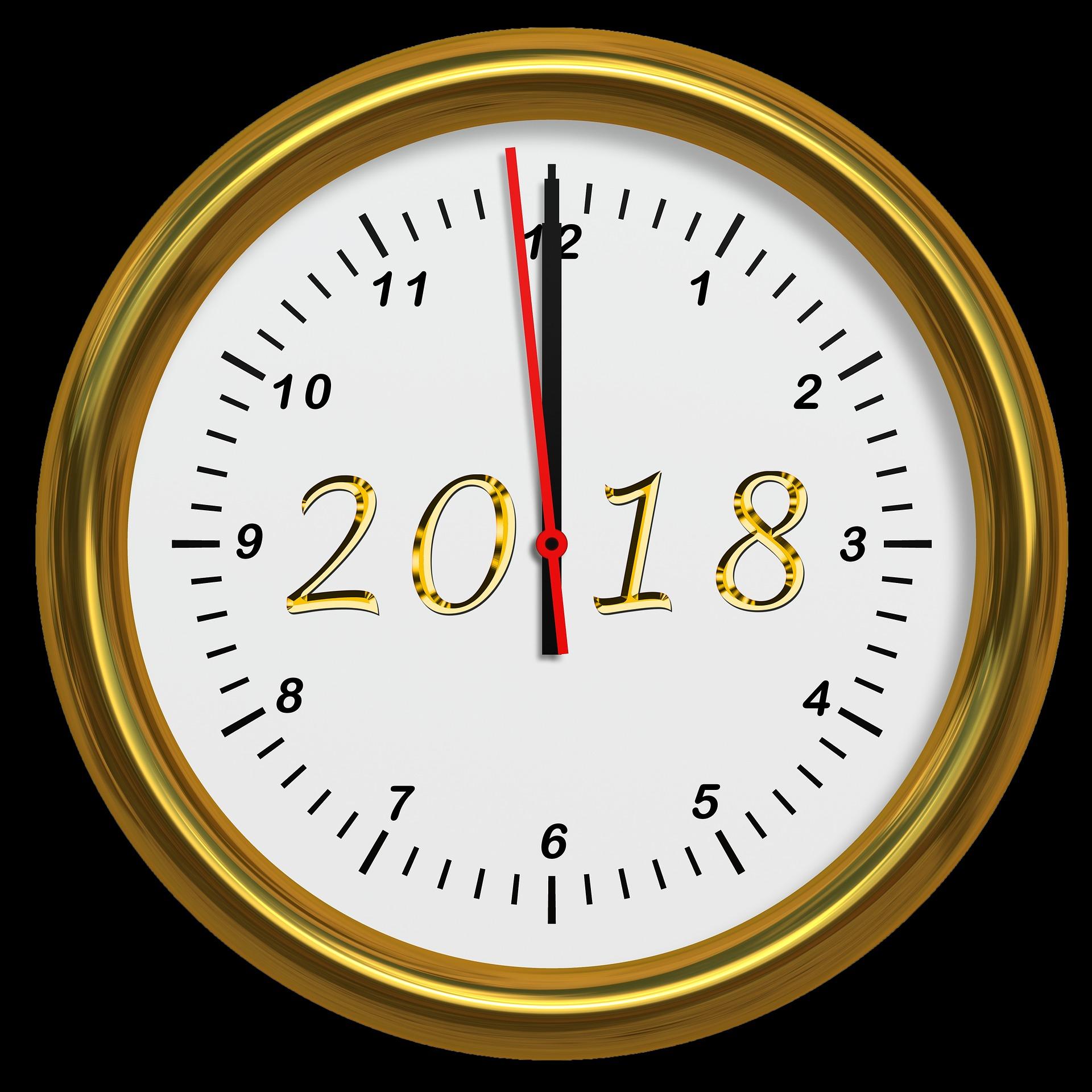Uma nova história no Ano Novo