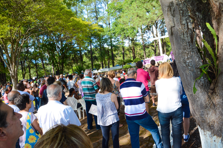 Jardim do Ypê homenageia o dia das mães
