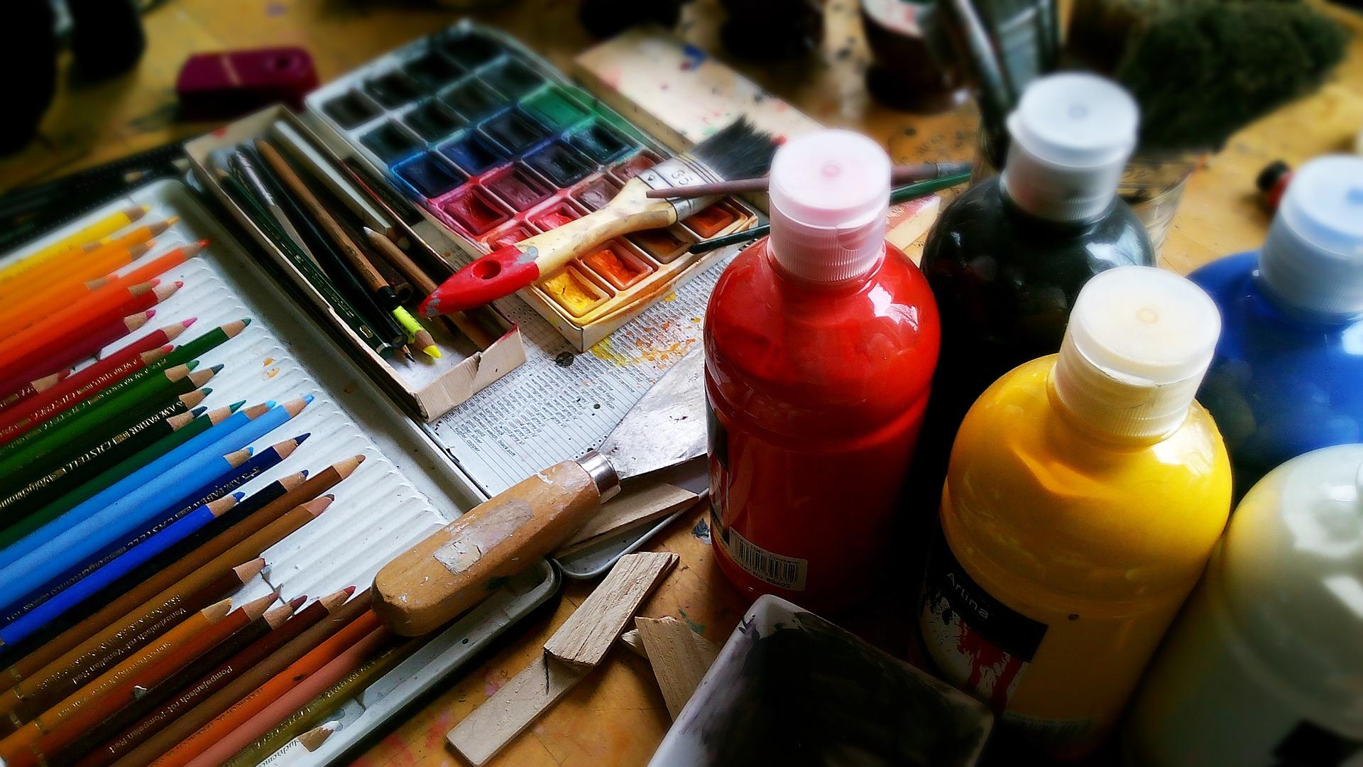 Artistas, gravuras e visitação