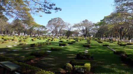 Cemitério Parque Jardim do Ypê prepara homenagens aos finados